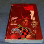 Alfred Hitchcock presents: This one will kill you horror paperback